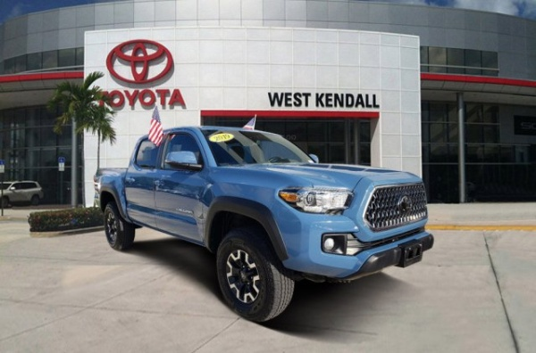 2019 Toyota Tacoma in Miami, FL