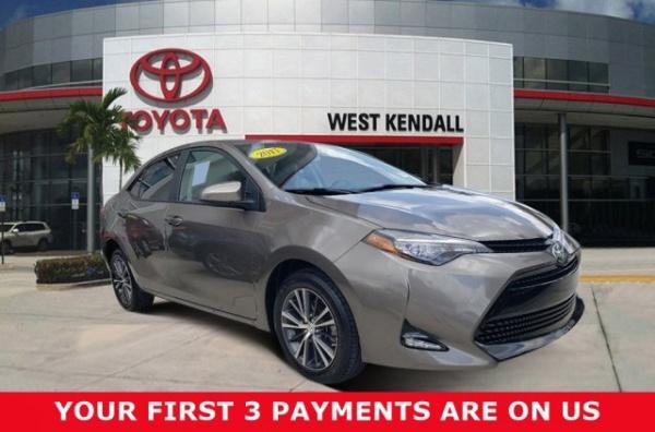 2017 Toyota Corolla in Miami, FL
