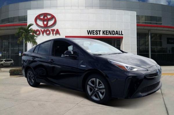 2020 Toyota Prius in Miami, FL