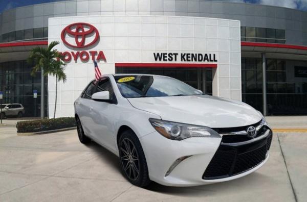 2017 Toyota Camry in Miami, FL