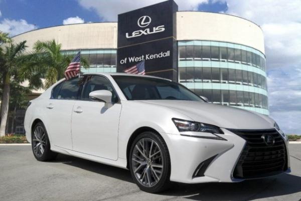 2018 Lexus GS in Miami, FL