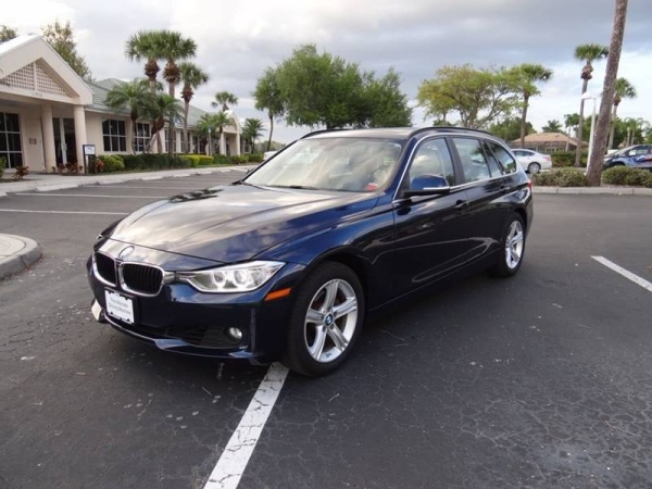 2015 BMW 3 Series in Fort Myers, FL