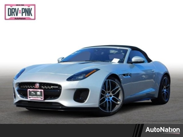 2019 Jaguar F-Type R-Dynamic