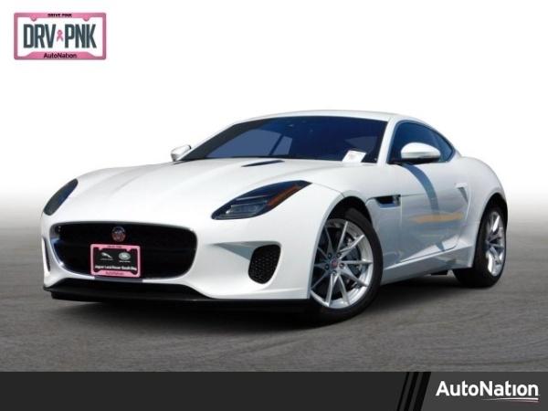 2019 Jaguar F-Type Coupe 2.0T RWD Automatic