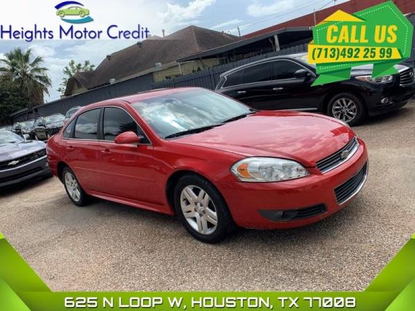 2010 Chevrolet Impala in Houston, TX