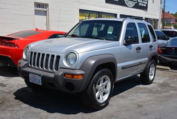 2004 Jeep Liberty 4dr Sport $4,888 Vallejo, CA