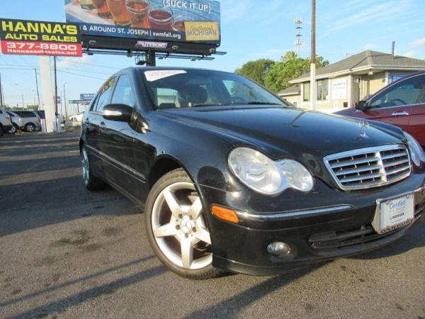 2007 Mercedes-Benz C-Class in Indianapolis, IN