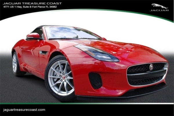 2019 Jaguar F-Type Convertible 2.0T RWD Automatic