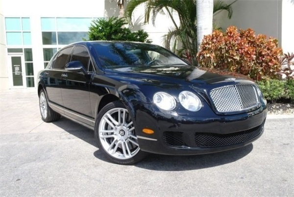 2012 Bentley Flying Spur W12