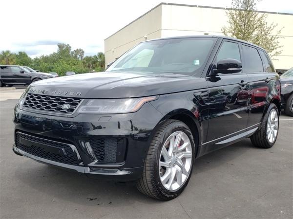 2020 Land Rover Range Rover Sport in Fort Pierce, FL