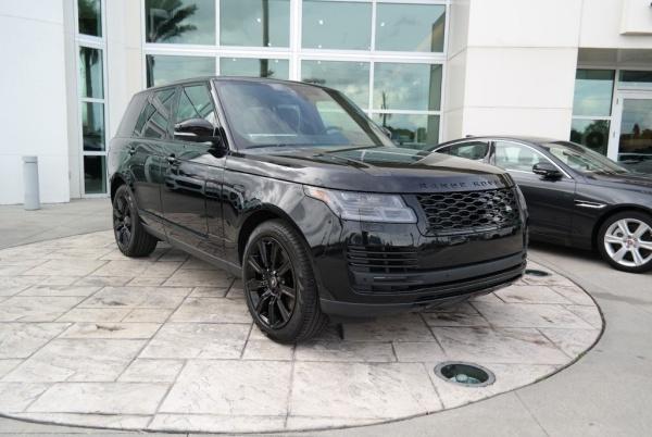 2020 Land Rover Range Rover in Fort Pierce, FL