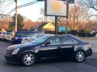 Used 2009 Cadillac Cts For Sale 138 Used 2009 Cts Listings Truecar