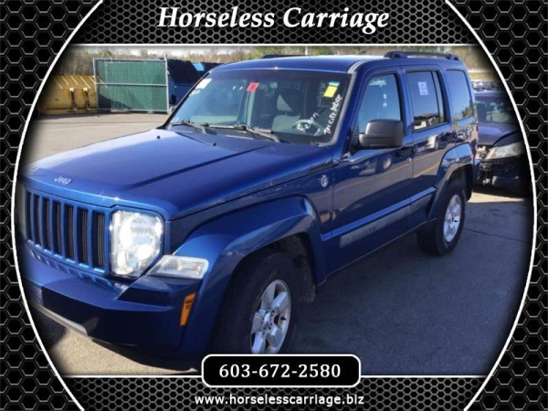 2010 Jeep Liberty in Milford, NH