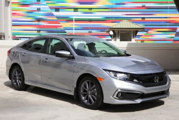 2020 Honda Civic in Miami, FL