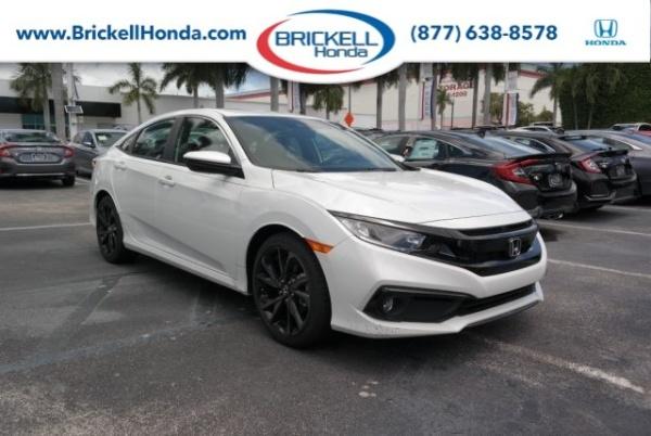2019 Honda Civic in Miami, FL
