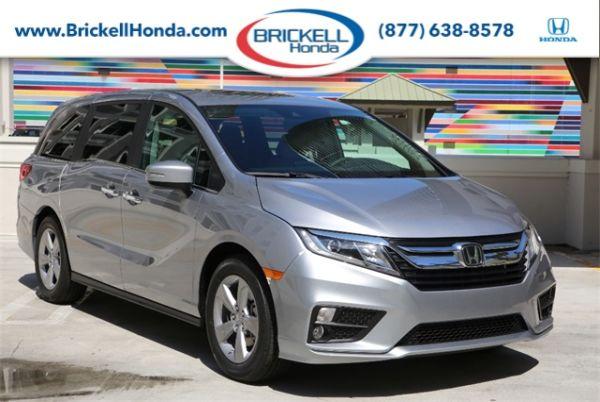 2020 Honda Odyssey in Miami, FL