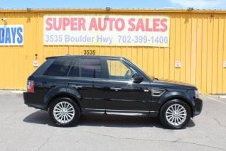 Range Rover Las Vegas >> Used Land Rover Range Rover Sport For Sale In Mercury Nv