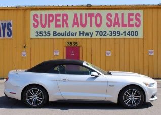 Cars For Sale In Las Vegas >> Used Convertibles For Sale In Las Vegas Nv Truecar