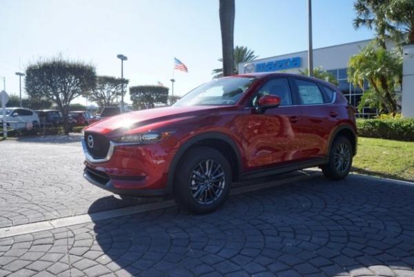 2019 Mazda CX-5 Sport