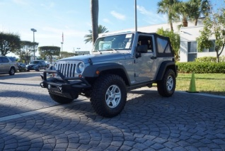 used jeep wrangler for sale in plantation, fl | 406 used wrangler