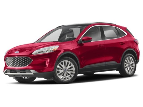 2020 Ford Escape in Chesterfield, MO