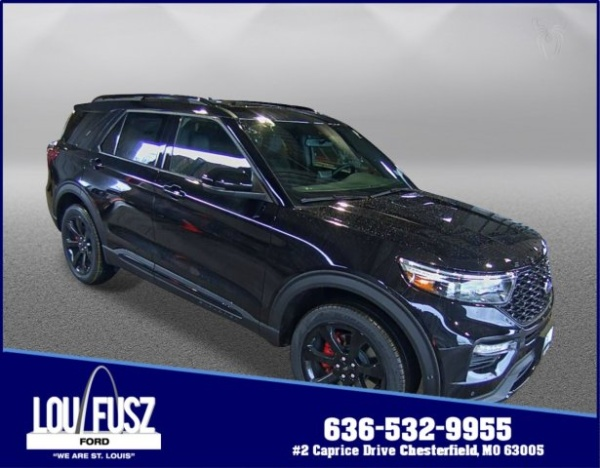 2020 Ford Explorer in Chesterfield, MO