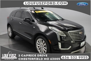 used cadillac xt5 platinum for sale