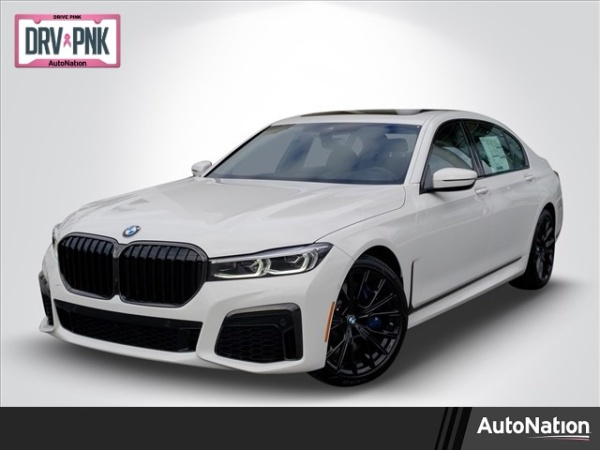 2020 BMW 7 Series in Delray Beach, FL