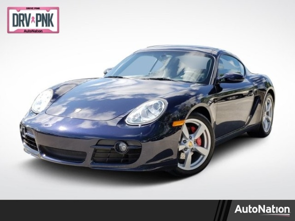 Used Porsche Cayman For Sale In Miami Fl 12 Cars From