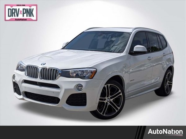 2017 BMW X3 in Delray Beach, FL