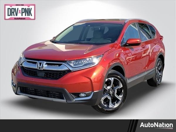 2018 Honda CR-V in Delray Beach, FL