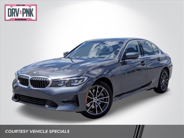 2020 BMW 3 Series in Delray Beach, FL