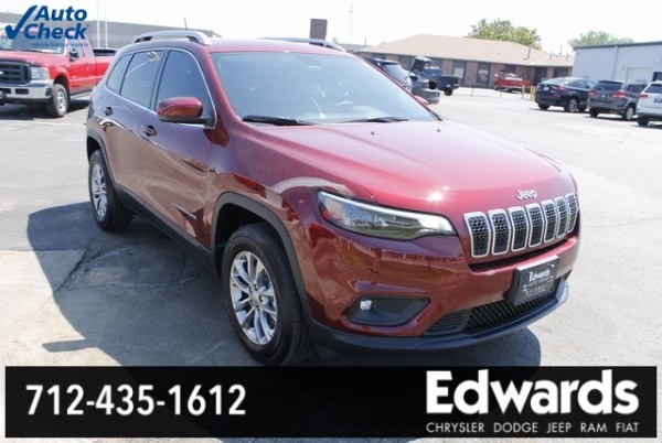 2019 Jeep Cherokee in Council Bluffs, IA