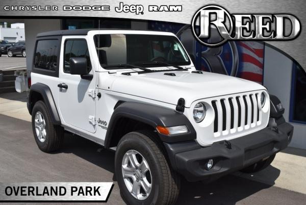 2019 Jeep Wrangler in Overland Park, KS
