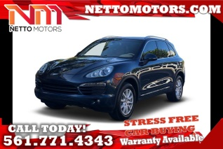 Used Porsche Cayenne for Sale | Search 1,413 Used Cayenne Listings