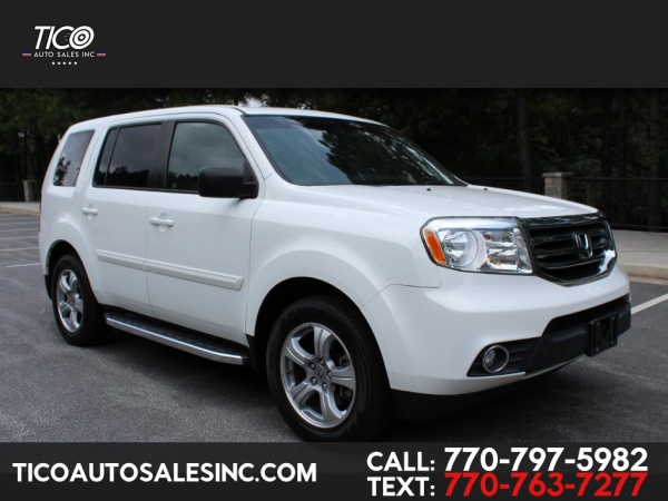 2012 Honda Pilot Dealer Inventory In Atlanta, GA (30301) [change Location]