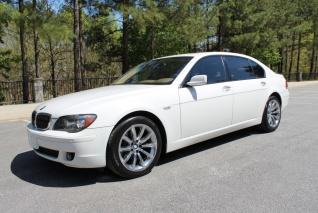 Bmw 750li For Sale >> Used Bmw 7 Series For Sale In Atlanta Ga Truecar