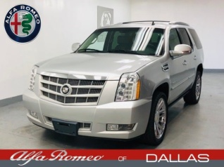 2017 Cadillac Escalade Platinum Hybrid 2wd For In Dallas Tx