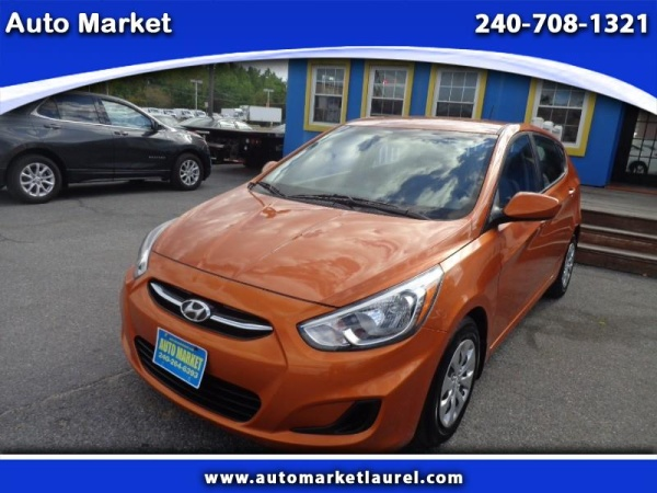 2017 Hyundai Accent in Laurel, MD