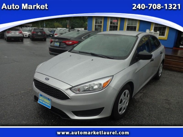 2017 Ford Focus in Laurel, MD