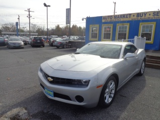 2010 Chevrolet Camaro 1ls >> Used Chevrolet Camaros For Sale Truecar