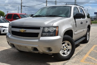 2007 Chevrolet Tahoe Ls Rwd For In Houston Tx