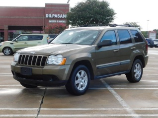 Used 2009 Jeep Grand Cherokee Laredo 4WD For Sale In Houston, TX
