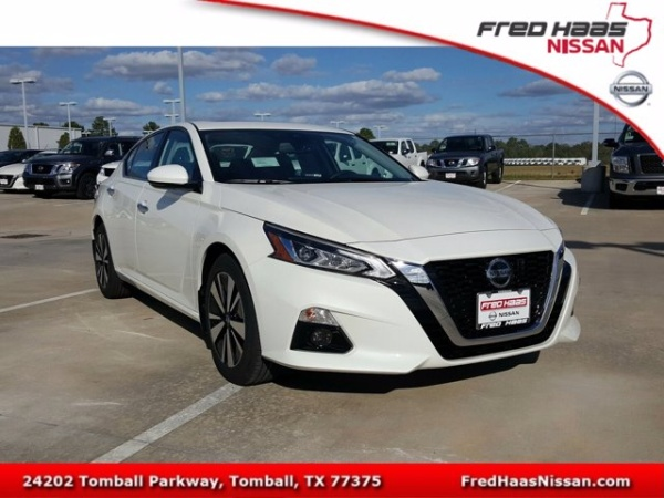 2020 Nissan Altima in Tomball, TX