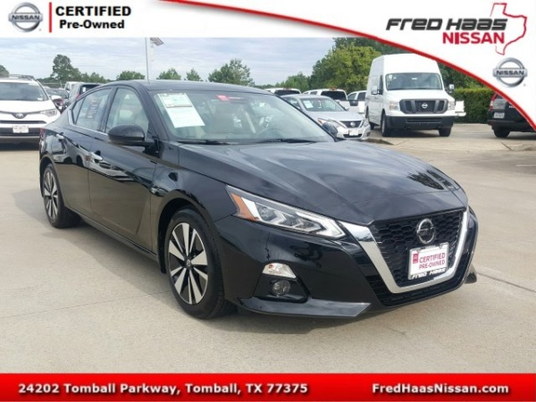 2019 Nissan Altima in Tomball, TX