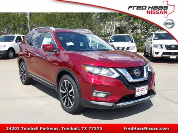 2020 Nissan Rogue in Tomball, TX