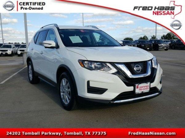 2017 Nissan Rogue in Tomball, TX