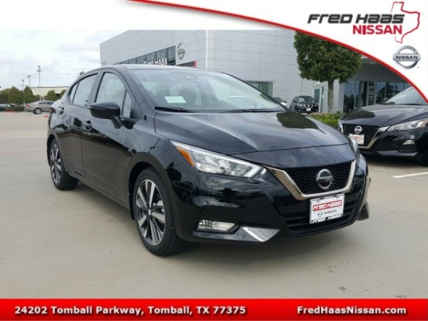 2020 Nissan Versa in Tomball, TX