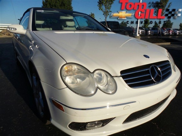 2005 Mercedes-Benz CLK in Florence, KY