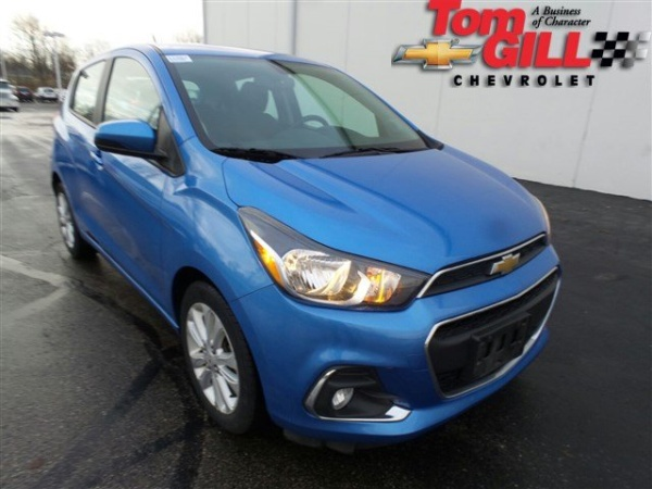 2016 Chevrolet Spark Lt With 1lt At For Sale In Florence Ky Truecar